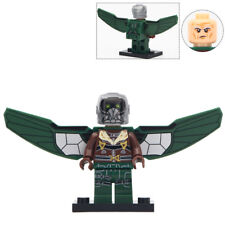 The Vulture - Marvel Comics Lego Moc Minifigure Gift For Kids