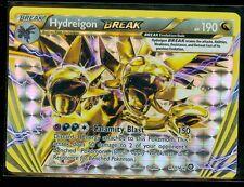 Pokemon HYDREIGON BREAK 87/114 - XY Steam Siege - RARE HOLO - MINT