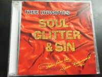 THEE   HYPNOTICS   -   SOUL  GLITTER & SIN  ,    CD  1991 ,    PSYCHEDELIC  ROCK