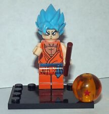 Dragon Ball Z Goku Vegeta minifigure Cartoon Movie TV Show