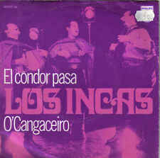 Los Incas-El Condor Pasa vinyl single