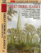 Chorale Classical Music Cassettes