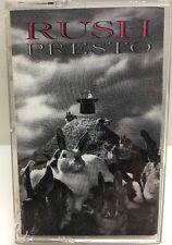 Rush Presto 1989 Cassette Tape 82040-4