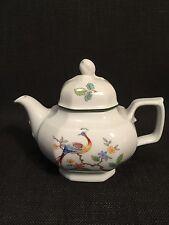 "Vintage Seltmann Weiden Bavaria Floral Tea Pot, ""Mirabell"" Pattern"