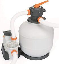 More details for bestway flowclear 2200gal sand filter pool pump