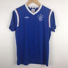 Glasgow Rangers Umbro home soccer football shirt jersey 2011/12 Youth Xl