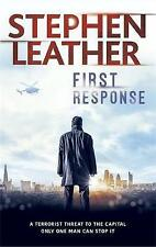 First Response, Leather, Stephen | Paperback Book | Good | 9781473604575