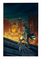 TMNT The Last Ronin #1 First Print + Santolouco 1:25 Variant IDW 2020