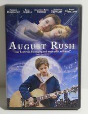 August Rush (DVD, 2007)