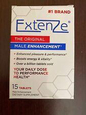ExtenZe 15 Box Original Formula Exp 11/2020 Brand New Never Opened