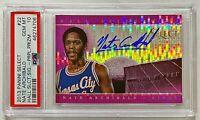 2013-14 Select Nate Tiny Archibald OnCard Auto /30 PSA 10 GEM MINT Kings Celtics