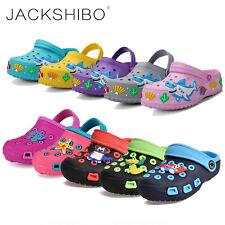 Kinderschuhe Sandalen Jungen Mädchen Baby Sommer Clogs Atmungsaktiv Badeschuhe