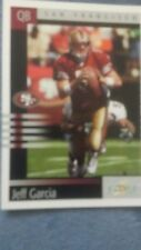 JEFF GARCIA football card    2003 Score #3 NFL Scholastic Cards   SF 49ers