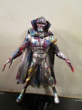 ABSTRACT custom hand painted figure by artist musk yai marvel dc~ SUPER