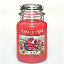 Yankee Candle Red Raspberry Grosses Glas 623 G