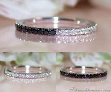 Schwarze Diamanten Ringe für Damen