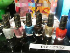OPI The Bond Girls - Set of 6 Colors New!