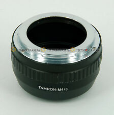 TAMRON lens to MICRO 4/3 M4/3 adapter ring For Olympus Panasonice M4/3 Camera