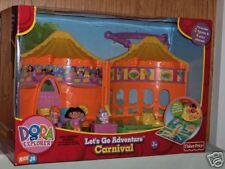 "Dora the Explorer ""Let's Go Adventure Carnival"""