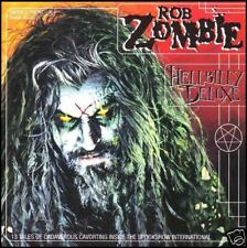 ROB ZOMBIE - HELLBILLY DELUXE CD ~ 90's HEAVY / GOTH METAL ( WHITE ) *NEW*