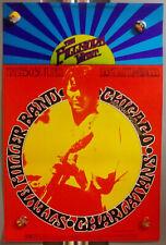 SteVe MiLler Band Bg175 BiLl Graham FiLlmore WeSt FirSt Print 1969 PoSter