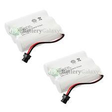 2 Home Phone Battery for Radio Shack 23-193 43-0681 BP-T18 Panasonic P505 KX-A36
