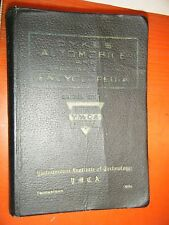 1924 DYKES AUTOMOBILE AND GASOLINE ENGINE ENCYCLOPEDIA 13TH YMCA SPECIAL EDITION