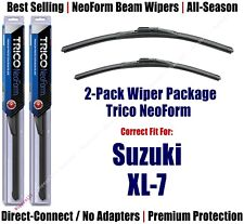 2pk Super-Premium NeoForm Wipers fits 2007-2009 Suzuki XL-7 16240/190