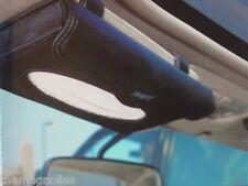 TEMPO Car visor or seat back Tissue holder dispenser with tissues FREE SHIP