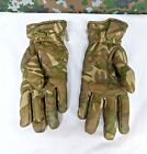 MILITARY / RAF / ARMY SURPLUS MTP LEATHER OFFICERS MEN'S COMBAT GLOVES SIZE  8