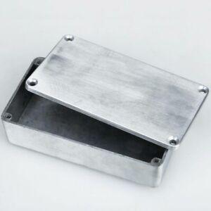 Aluminum 1590B Style Effects Pedal Stomp Box Enclosure for Guitar UK