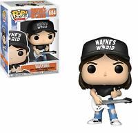 Funko Pop Movies Wayne's World Wayne 684 Mike Myers MTV rock RARE