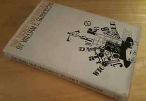 William Burroughs, The Ticket That Exploded - 1st/1st - 1967 - Excellent.