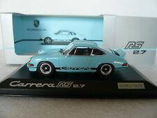 Porsche 911 Carrera RS 2.7, Minichamps WAP0201430G, gulfblau, 1973, 1:43, OVP