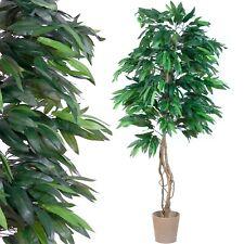 Plantasia® Mangobaum 180cm Kunstbaum Kunstpflanze Zimmerpflanze