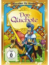 Don Quichote Clásicos los niños DVD, gran Películas infantiles Clásicos NUEVO