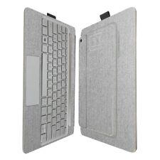Skinomi Brushed Aluminum & Screen Protector HP Envy 8 Note Tablet & Keyboard