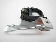 New Shimano Deore FD-M590 9 Speed 34.9mm MTB Front Derailleur (Black) 31.8mm