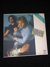 Nirvana Kurt Cobain Vinyl LP Soundgarden Pearl Jam Italian Record About A Girl