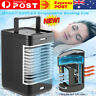 Portable Air Conditioner Cooling Fan Humidifier Purifier Cooler Flow Filter Box