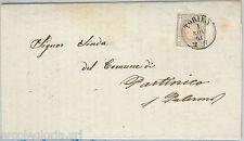 64129 - Antichi Stati :  SARDEGNA - STORIA POSTALE: 20 su Busta da TORINO 1861