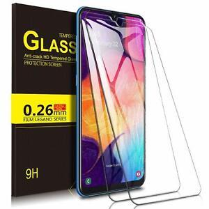 2x Samsung Galaxy A41 A51 A71 Panzerfolie Schutzfolie Schutzglas 9H Hartglas