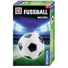 Kosmos Mitbringspiel Was ist Was Fußball Quiz   Lernspiel   Reise Spiel ab 8 J.