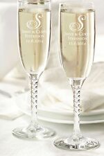 Lillian Rose Toasting Glasses, 8-inch, Set Of 2