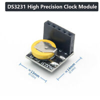 3.3V/5V DS3231 High Precision RTC Real Time Clock Module Arduino Raspberry Pi
