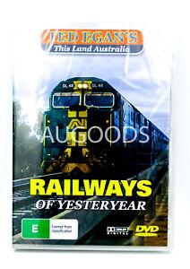 Ted Egan's This Land Australia:Railways Of Yesteryear Zig Zag Railway/Puffi