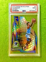 JA MORANT PRIZM ROOKIE CARD GRADED PSA 9 GRIZZLIES RC 2019-20 Revolution LIFTOFF