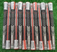 13 Grey-Black GOLF PRIDE MCC PLUS 4 ALIGN GRIPS [BRAND NEW] UK Stock
