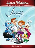 The Jetsons: The Complete First Season (Season 1) (3 Disc) DVD NEW