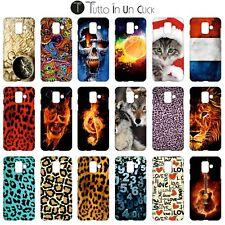 Custodia cover RIGIDA per Samsung Galaxy A6 -  Design _150_167